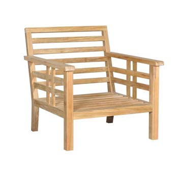 Valdano Chair Indonesian Teak Furniture Preview