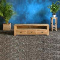 TV-Stand-3-Drawers Indonesian Teak Furniture Preview