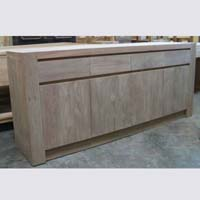 Indonesian Teak Furniture Sharmila Sideboard Preview Version