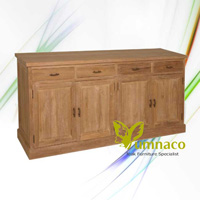 Gerard Sideboard 180 - Reclaimed Indonesian Teak Furniture