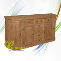 London Sideboard 200 - Reclaimed Indonesian Teak Furniture