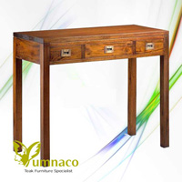 Yumna Indo Console Table - Reclaimed Indonesian Teak Furniture