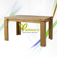 Sonoma Dining Table - Reclaimed Indonesian Teak Furniture