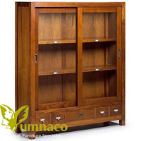 Indo Display Cabinet - Reclaimed Indonesian Teak Furniture