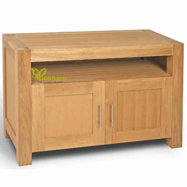 Teak Furniture Yumna Bern TV Stand