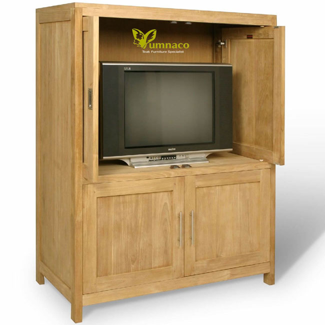 Teak Furniture Yumna TV Cabinet
