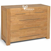 Bern Teak Chest - Indonesian Indoor Teak Furniture
