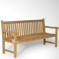 teak patio furniture classy garden bench 180 - Indonesian Outdoor Garden Teak Furniture