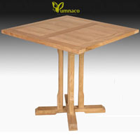 Yumna Bistro Table - Indonesian Outdoor Teak Furniture