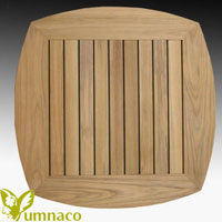 Yumna Deauville Top Table - Indonesian Outdoor Teak Furniture